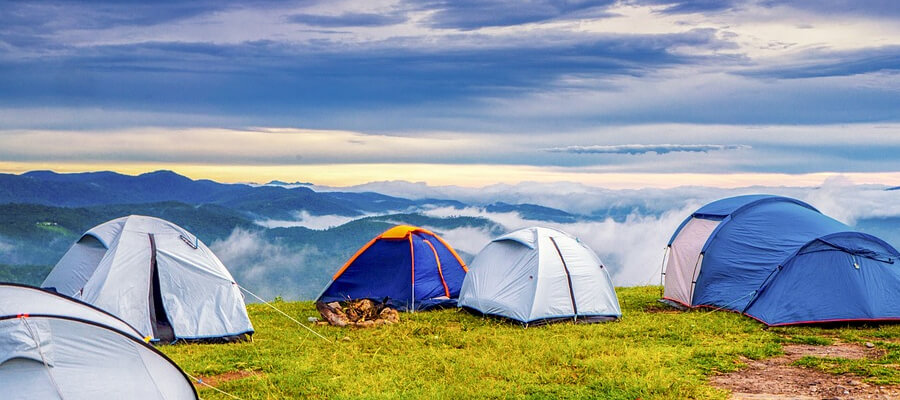 Featured image Reminders When Attending a Hot Air Balloon Festival Bring a tent with you - Reminders When Attending a Hot Air Balloon Festival